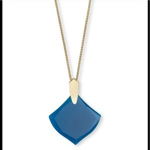 Kendra Scott Aislinn Long Pendant Necklace